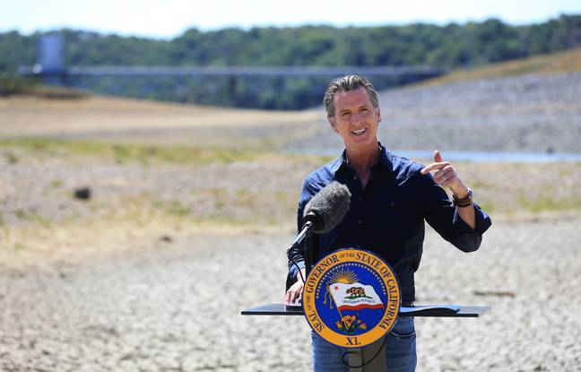 Governor of California Gavin Newsom (Credit: PA)