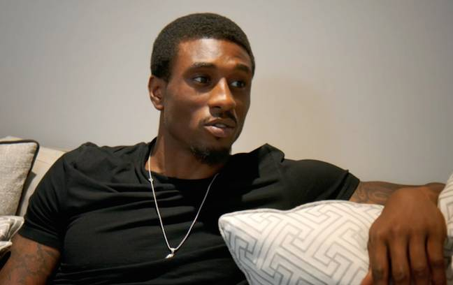 Ovie hears about the good and the bad sides of fame (Credit: BBC)