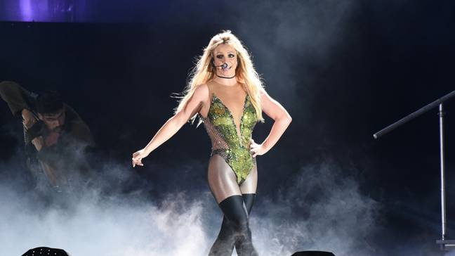 Birtney Spears is currently locked in a conservatorship (Credit: PA)