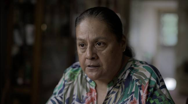 Alonzo's mother Maria Ramirez's anguish was hard to ignore in the episode (Credit: Netflix)