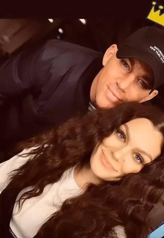 It's believed the pair split in November (Credit: Instagram)