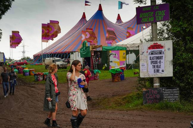 Emily Eavis described the one-day event as a larger scale version of the festival's Pilton Party (Credit: PA)