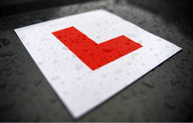 Learner drivers will have to book new theory tests once lockdown is lifted (Credit: PA)