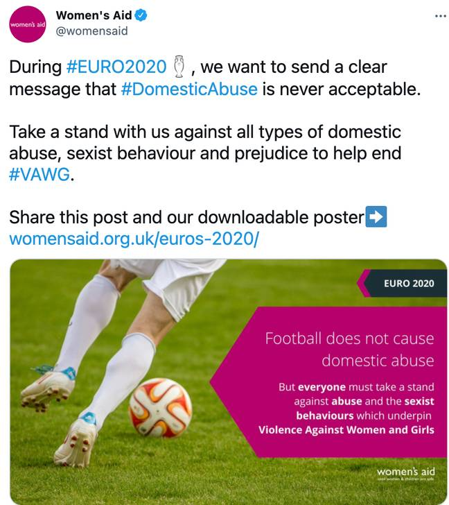 Domestic Abuse Cases Rise When England Lose At Football