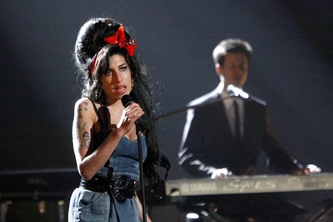 Amy sadly died in 2011 (Credit: PA)