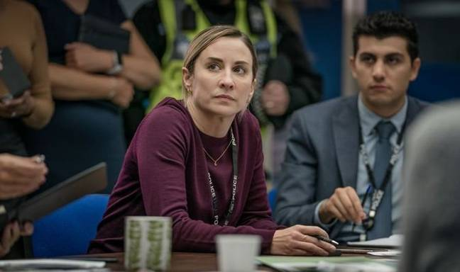 Morven Christie decided to leave the show last series (Credit: ITV)