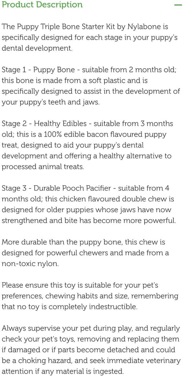 Kieran says the toys were all suitable for Peppa's age (Credit: Pets at Home)