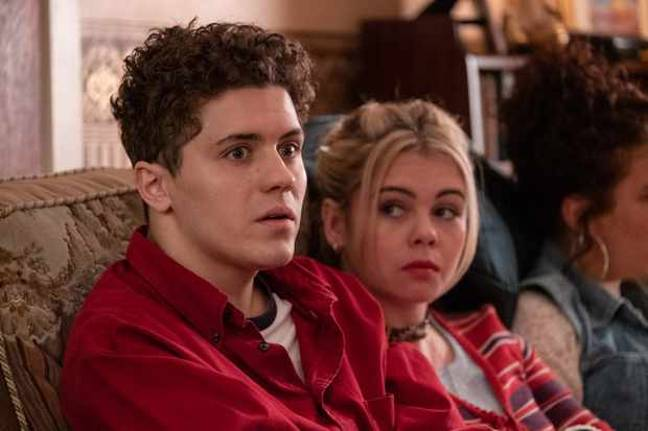 The hit sitcom won itself a cult following thanks to its snappy writing, skilfully blending relatable teen dramas with wider political events. (Credit: Channel 4)