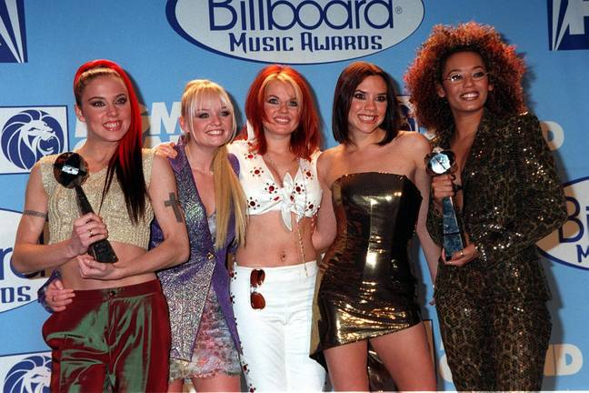 It's been 25 years since the Spice Girls' first single (Credit: Shutterstock)