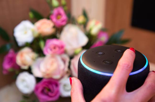 Plenty of parents said they would be enlisting the help of Alexa (Credit: PA)