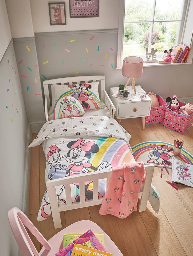 The new range is perfect for any young Disney fan (Credit: Asda/Disney)