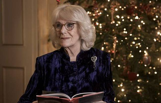 Camilla is also set to read an extract (Credit: Clarence House)