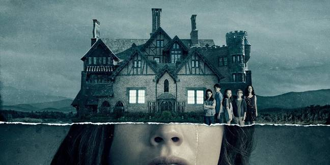 'The Haunting Of Hill House' spooked viewers back in 2018 (Credit: Netflix)