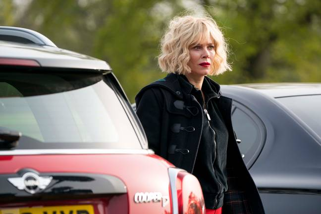 Anna said there might even be a happy ending for Marcella (Credit: ITV)