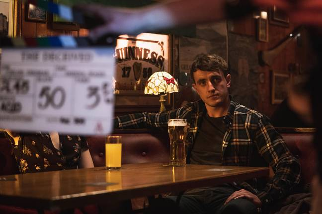 We would definitely go for a pint with Sean (Credit: Channel 4)