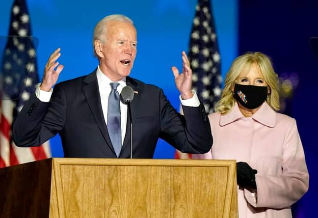 Joe Biden is pro choice (Credit: PA)