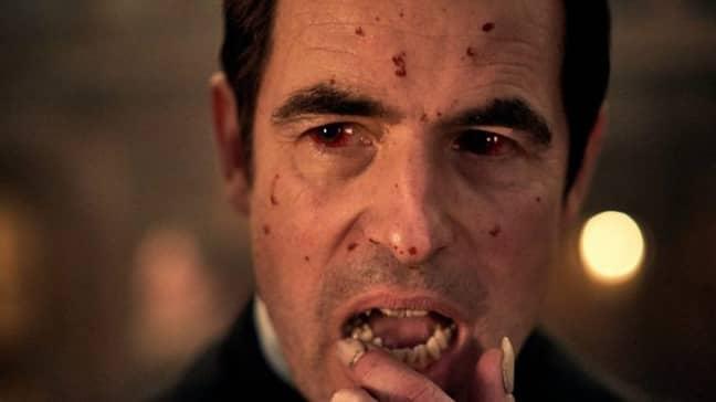 Danish actor Claes Bang will play 'Dracula'. (Credit: BBC)