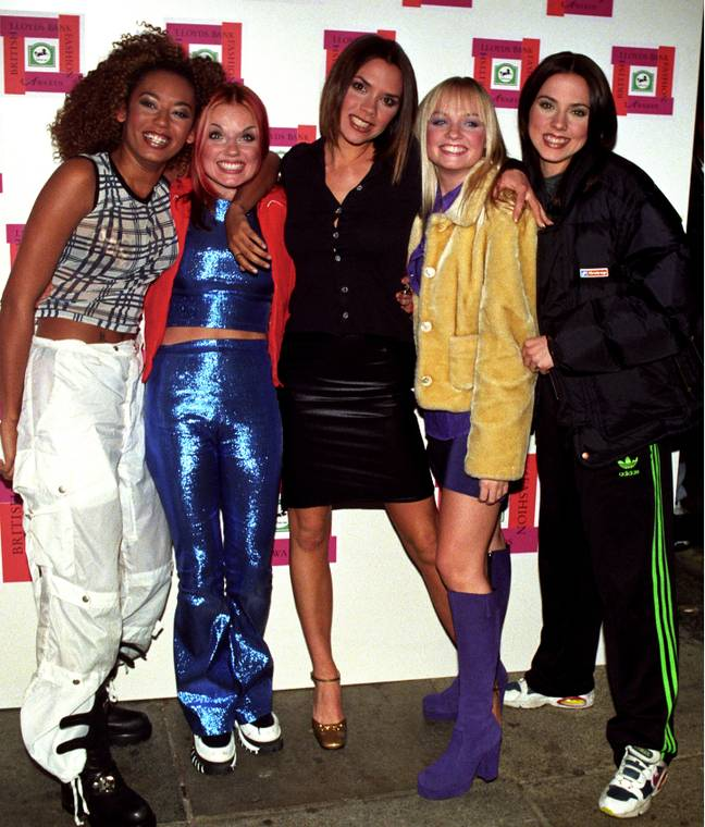 Next year marks the 25th anniversary of The Spice Girls (Credit: PA)