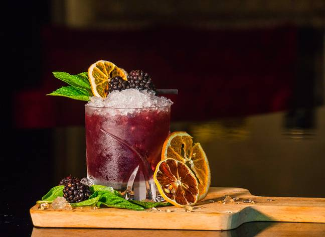 Join in with a cocktail masterclass this year (Credit: Unsplash)
