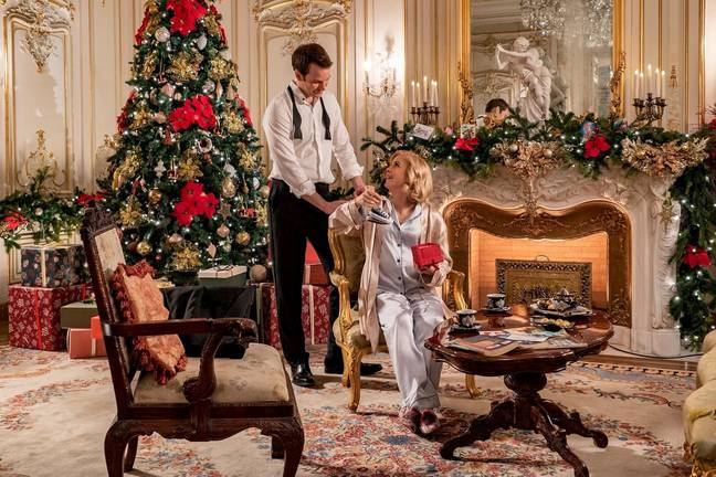 'A Christmas Prince: The Royal Baby' arrives on 5th December. (Credit: Netflix)