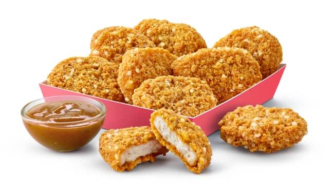 Katsu nugs anyone? (Credit: McDonald's)