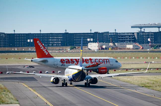 easyJet has cancelled a number of flights to and from Italy (Credit: PA)