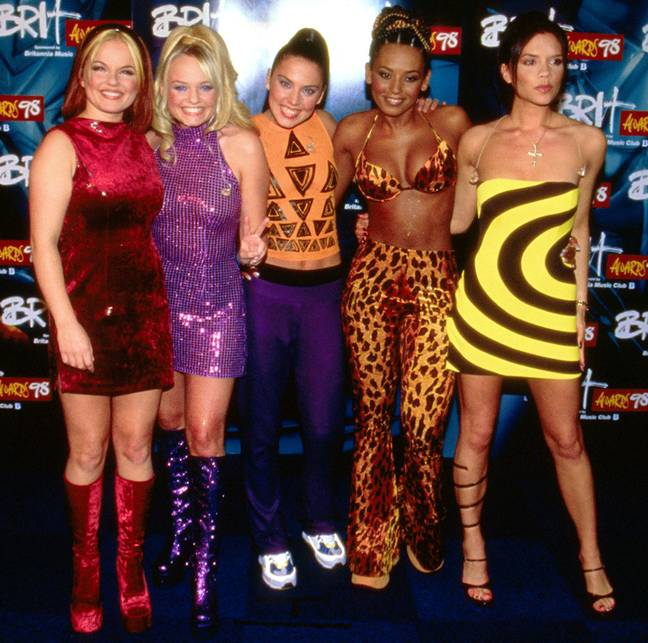 Mel C said the girls are talking about a reunion tour (Credit: PA)