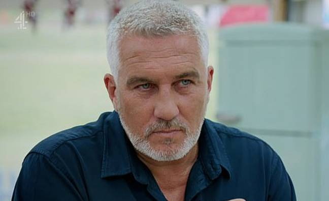 Paul Hollywood was criticised for his cutting comments (Credit: Channel 4)