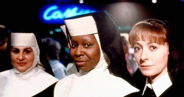 Sister Act has spawned two sequels as well as a popular West End and Broadway show (Credit: Touchstone/Buena Vista)