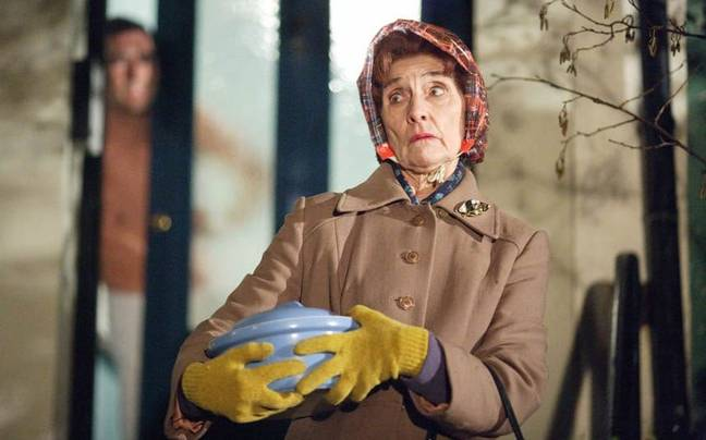 Dot Cotton is now a national treasure (Credit: BBC)
