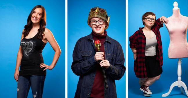 Channel 4 has released pictures of some of the new cast members (Credit: Channel 4)