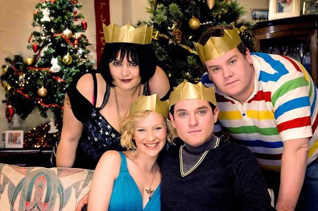 Fans had been waiting for news since the short-lived return of Gavin & Stacey last Christmas (Credit: BBC)