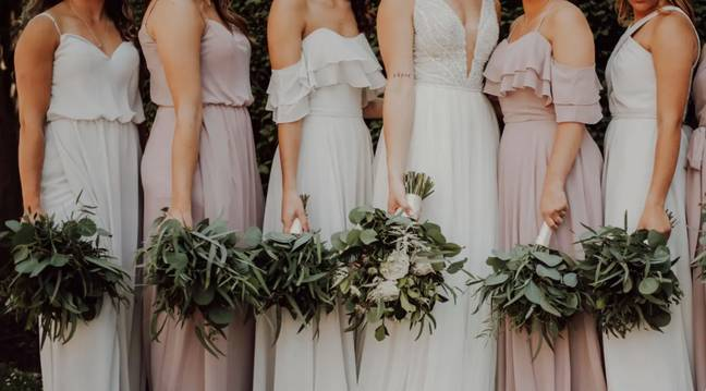 Do you want your wedding to be filmed for a TV show? (Credit: Unsplash)