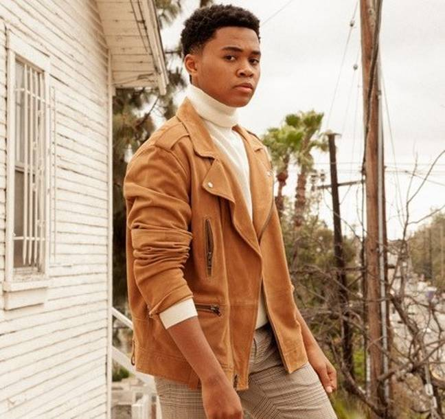 Chosen Jacobs will take on the role of El