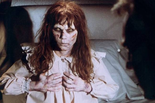 'The Exorcist' film set was plagued with creepy incidences (Credit: Warner Bros)