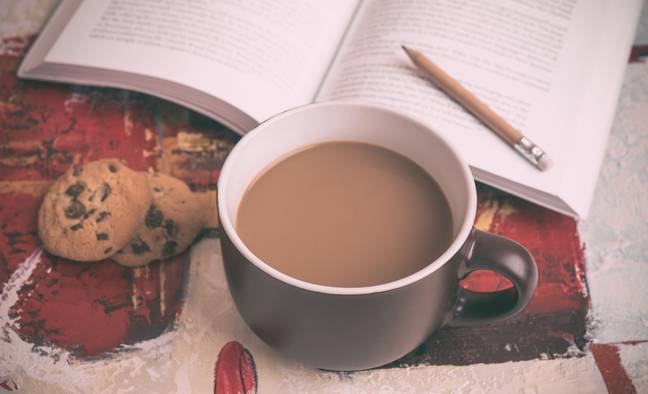 Although there may be health benefits to breakfast tea, it is thought the fermentation of it and adding milk might kill off health properties (Credit: Unsplash)