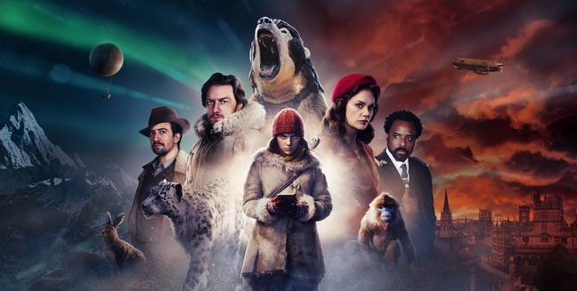 BBC's mega-budget adaptation of Philip Pullman's 'His Dark Materials' has been heaped with praise (Credit: BBC)