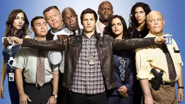 Brooklyn Nine-Nine has officially come to an end (Credit: Netflix)