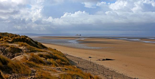 The resort will be situated on the Merseyside coast (Credit: PA)