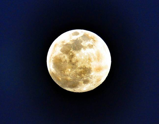 Keep an eye out for this weekend's Hunger Moon (Credit: Wikimedia Commons)