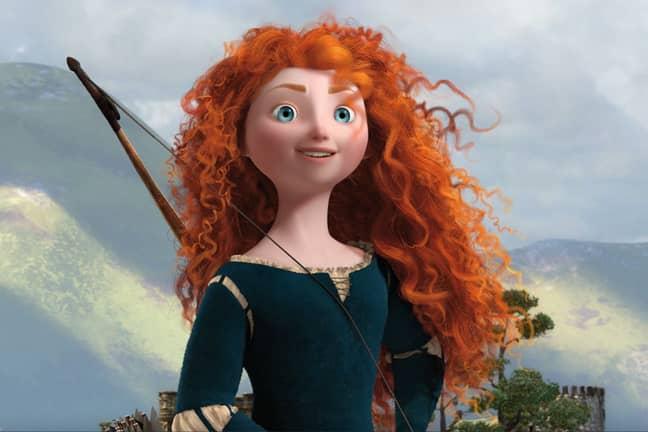 Brave was released in 2012 (Credit: Disney/Pixar)