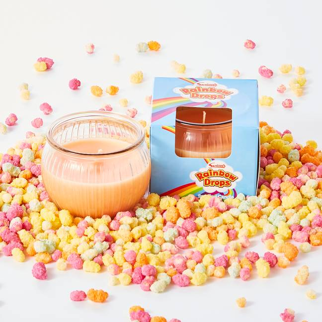 There's basically a whole pick 'n' mix of these candles (Credit: The Food Warehouse)