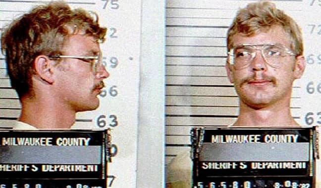 Jeffrey Dahmer (Credit: PA)
