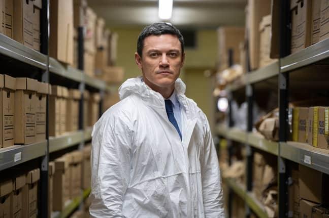 Luke Evans played Steve Wilkins on The Pembrokeshire Murders (Credit: ITV)