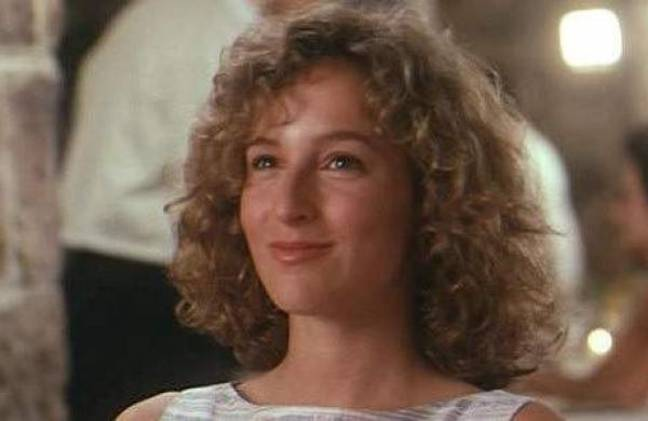 Imagine having Friends AND Dirty Dancing on your resume - Jennifer Grey can relate (Credit: Vestron Pictures)
