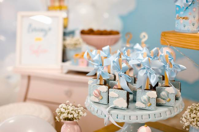 The woman said she has uninvited her mother from the baby shower (Credit: Pexels)