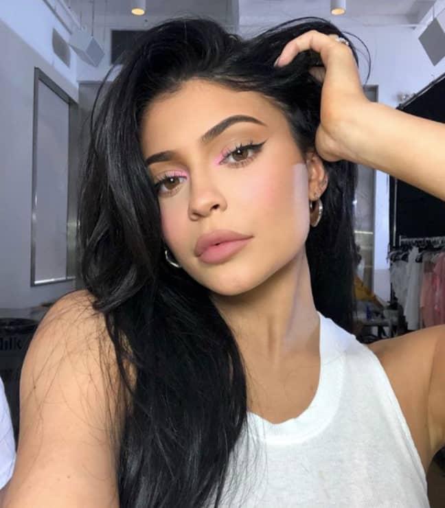 Kylie Jenner popularised a big, full pout (Credit: Instagram - kyliejenner)