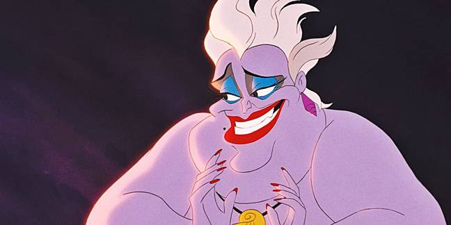 Ursula was based on a drag queen (Credit: Walt Disney Pictures)