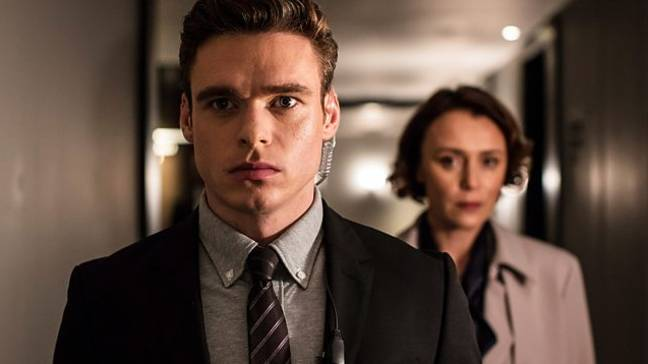 The BBC series has now been 'guaranteed' a second season (Credit: BBC/Bodyguard)