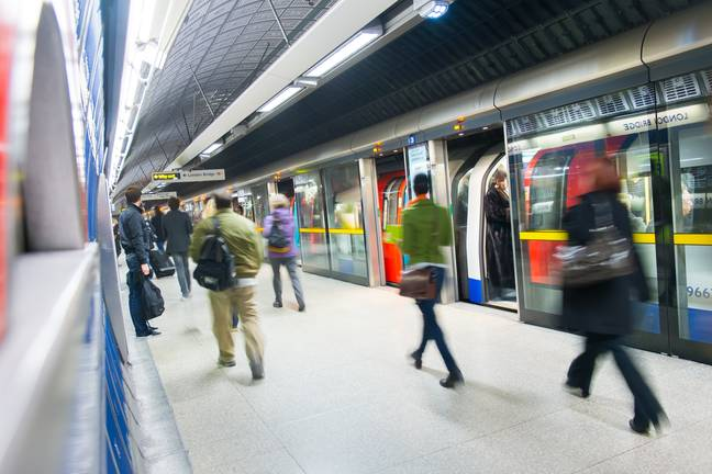 The BTP have access to CCTV, witness testimony and traveller data (Credit: Shutterstock)